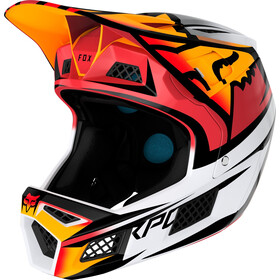Fox Rampage Pro Carbon Bst Full Face Helmet Herren iced